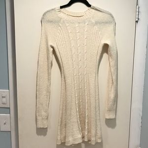 Hollister Sweater Dress